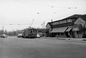 View of Lundy's from Ocean Avenue, 1951