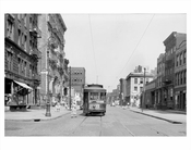 Wallabout Street & Union trolley Line