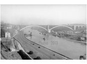 Washington Bridge & Speedway  1926