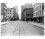 Washington Street South from Fulton St. 1937