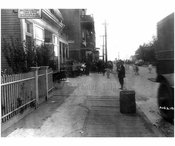 West 23rd, looking south from near Surf Ave toward Highland Ave & the beach 1914