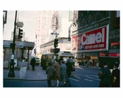 West 43rd Street - Times Square -  New York, NY 1962