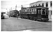 West End trolley line