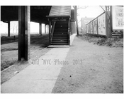 West sidewalk of Gravesend Ave, looking south from Kings Highway -  1922