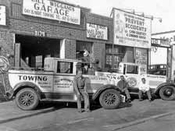 Wiggand's Garage, 3179 Atlantic Avenue, 1940s