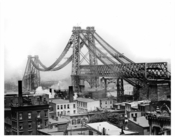 Williamsburg Bridge Construction 2