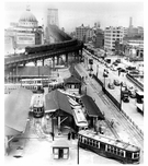 Williamsburgh Bridge Plaza 1946