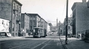 Willoughby Street east from Hudson Avenue to Navy Street