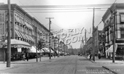 Wilson Avenue looking east to Halsey Street, c.1908