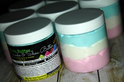 Avocado & Shea Body Butter *Cotton Candy*