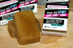 Facial Cleansing Sport Bar  Normal & Oily Skin