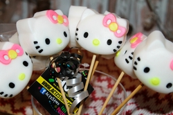 Hello Kitty Bath Pops