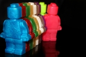 Jumbo Lego Block Men