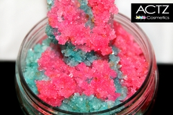 "Kiss My ""Cotton Candy""<br>Dead Sea Salt Scrub"