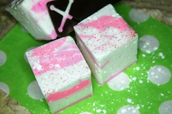 Maraschino Cherry Marshmallow