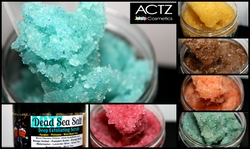 PICK MY OWN FLAVOR<br>Dead Sea Salt Scrub