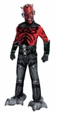 Star Wars Clone Wars Deluxe Darth Maul Kids Costume