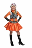 Star Wars X-Wing Pilot Girls Costume