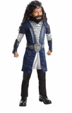 The Hobbit Deluxe Thorin Kids Costume