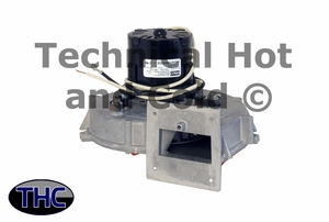 Lennox 67M68 Draft Inducer Motor Assembly