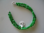 Double Strand :: Green Glass