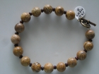 Men's :: Picture Jasper 10mm