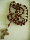 Stained Brown Wood 12mm (Catholic)