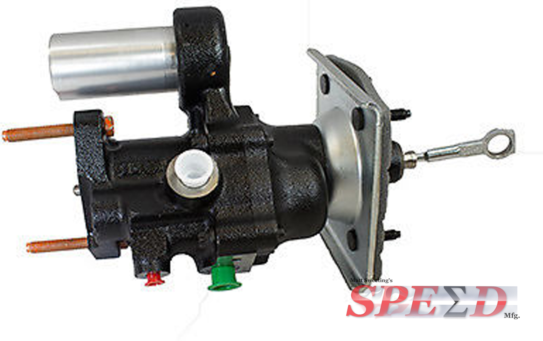 Ford E Hydro Boost Power Brake Booster