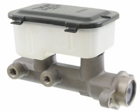 81 to 91 Jeep 2 Stage Master Cylinder 1.125 and 1.5781 In. Bore (not for Hydro-Boost)