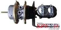 Air/Hydraulic Brake Booster (W/ Master Cylinder up to 1-1/2 Bore)