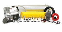 Heavy Duty Air Tank and Compressor Kit for Air/Hydraulic Brake System