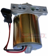New Replacement Electric Motor for Bosch Hydro-Max Brake Booster (Dual Wire Harness)