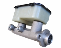 SPEED GM Style 1-1/8 inch Aluminum Master Cylinder with Plastic Reservoir