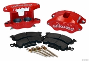 Wilwood 2 Piston D52 Front Caliper Kits