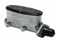"Wilwood Natural Finish 1-1/8"" Master Cylinder"