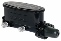 "Wilwood 1-1/8"" Master Cylinder Black E-Coat"