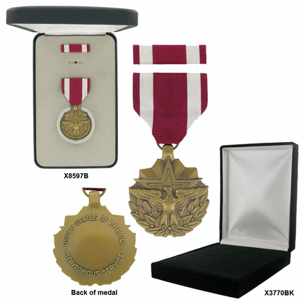 1-1/2 Inch Meritorious Service Military Medal