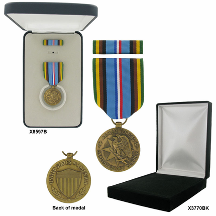 1-1/4 Inch Armed Forces Expeditionary Military Medal