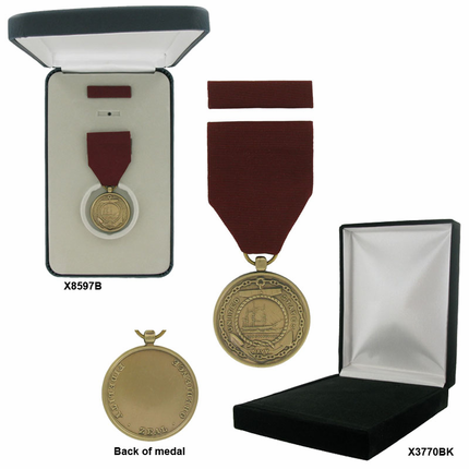 1-1/4 Inch Navy Good Conduct Military Medal