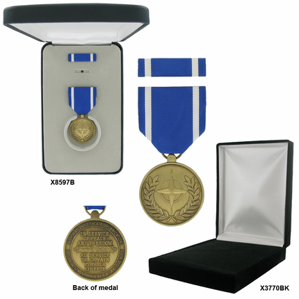 1-3/8 Inch NATO Military Medal