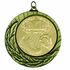 2 3/4 Inch Wreath and Medal Frame-Holds 2 Inch Medallion Insert Disc