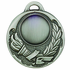 2 Inch Torch and Wreath Medal Frame-Holds 1 Inch Medallion Insert Disc