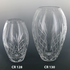 8 Inch and 24% Lead Crystal Glass Vase