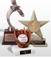 Resin Trophies and Cast Stone Trophies