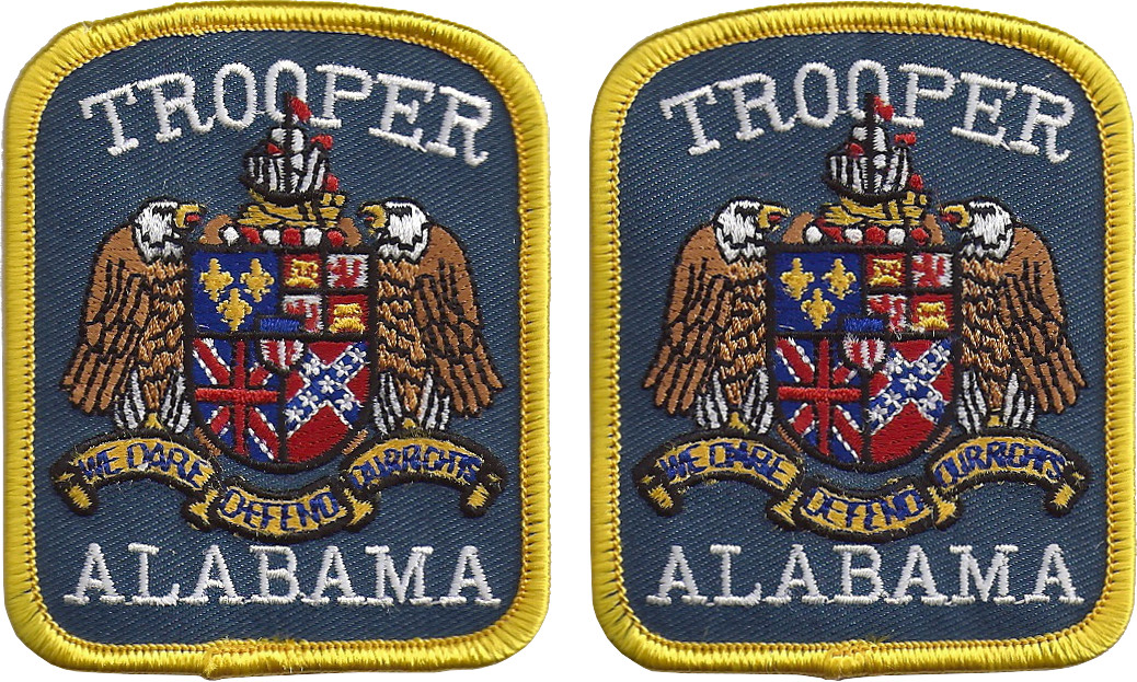 Collectible Alabama Police Patches eBay
