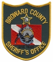 Broward County Sheriffs Office Dive Team Florida Patch