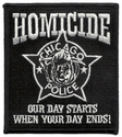 Chicago Police Homicide Illinois Patch