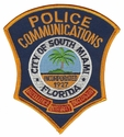 City Of South Miami Police Communications Florida Patch