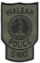 Hialeah Police S.W.A.T. Florida Patch