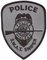 Hialeah Police S.W.A.T. Sniper Florida Patch
